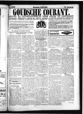 Goudsche Courant 1933-05-08