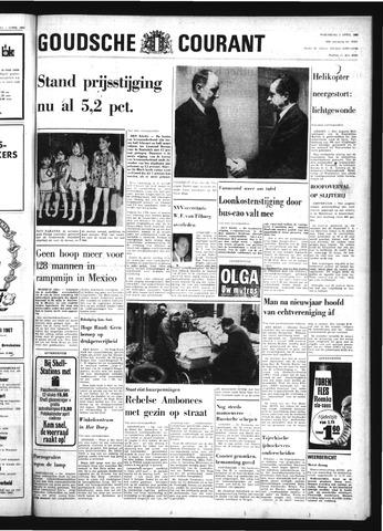 Goudsche Courant 1969-04-02