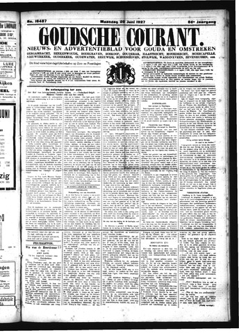 Goudsche Courant 1927-06-20
