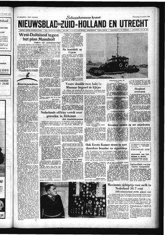 Schoonhovensche Courant 1964-03-25