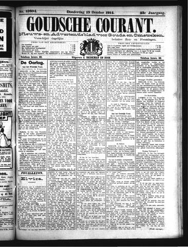 Goudsche Courant 1914-10-15