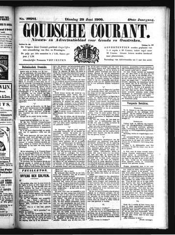 Goudsche Courant 1909-06-29