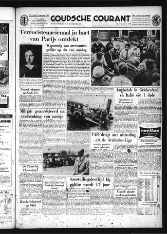 Goudsche Courant 1962-08-29