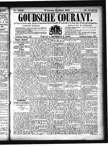 Goudsche Courant 1917-03-14