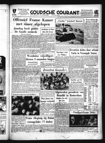Goudsche Courant 1961-09-13