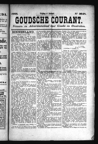 Goudsche Courant 1888-01-06
