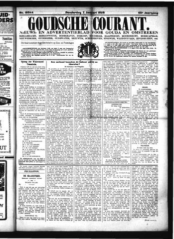 Goudsche Courant 1926-01-07