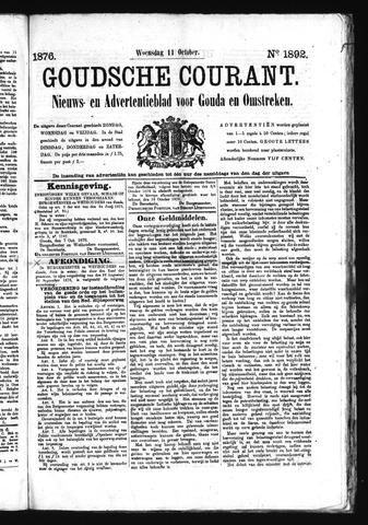 Goudsche Courant 1876-10-11