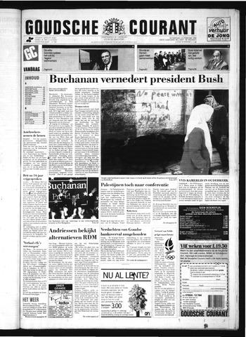 Goudsche Courant 1992-02-19