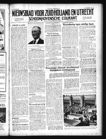 Schoonhovensche Courant 1949-09-07