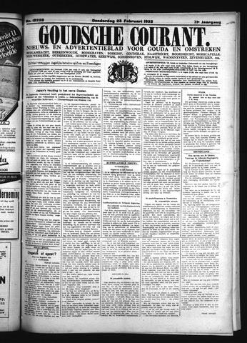 Goudsche Courant 1933-02-23