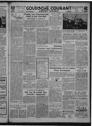 Goudsche Courant 1949-02-23