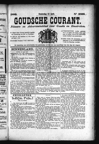 Goudsche Courant 1889-04-25