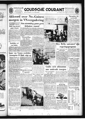 Goudsche Courant 1962-09-20