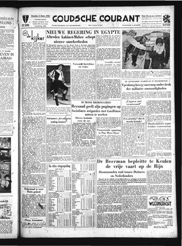 Goudsche Courant 1952-03-03