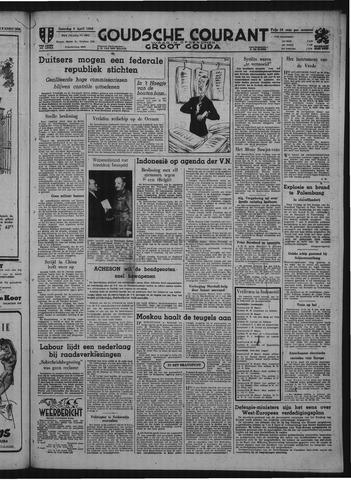 Goudsche Courant 1949-04-09