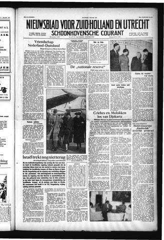 Schoonhovensche Courant 1957-03-04