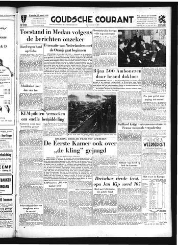 Goudsche Courant 1958-03-19