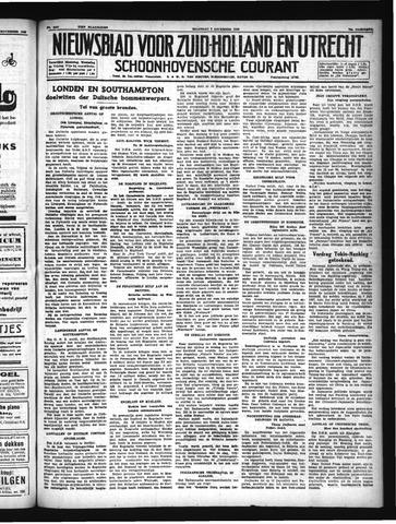 Schoonhovensche Courant 1940-12-02