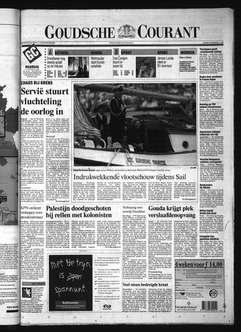 Goudsche Courant 1995-08-14