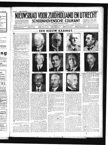Schoonhovensche Courant 1939-07-24