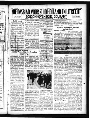 Schoonhovensche Courant 1950-05-26