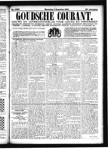 Goudsche Courant 1925-08-03