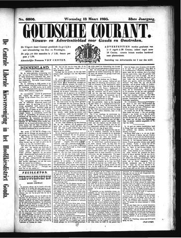 Goudsche Courant 1895-03-13