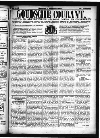 Goudsche Courant 1927-11-21