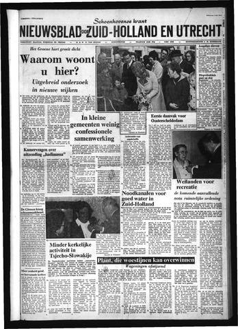 Schoonhovensche Courant 1972-05-01