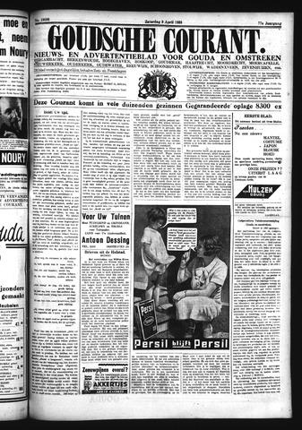 Goudsche Courant 1938-04-09