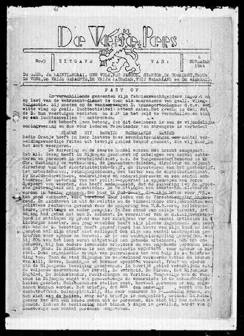 De Vrije Pers 1944-11-06