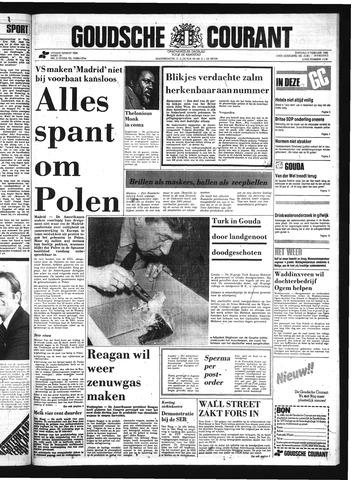 Goudsche Courant 1982-02-09