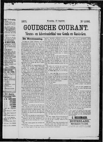 Goudsche Courant 1871-08-23