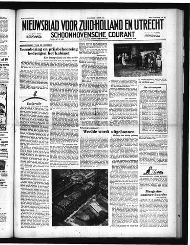 Schoonhovensche Courant 1951-04-04