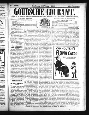 Goudsche Courant 1913-02-13