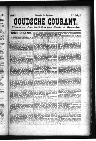 Goudsche Courant 1887-12-21