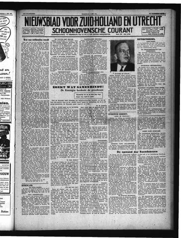 Schoonhovensche Courant 1947-05-07