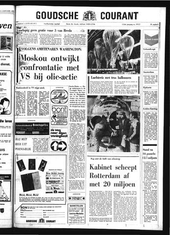 Goudsche Courant 1975-01-04