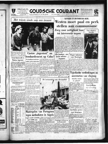 Goudsche Courant 1961-04-21