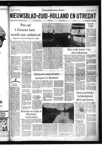 Schoonhovensche Courant 1973-02-28