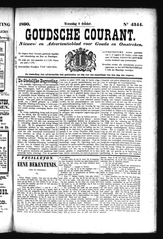 Goudsche Courant 1890-10-08