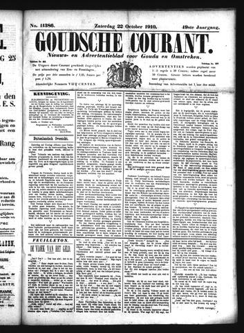 Goudsche Courant 1910-10-22