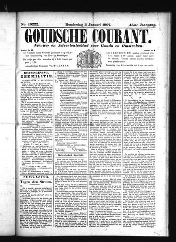 Goudsche Courant 1907-01-03