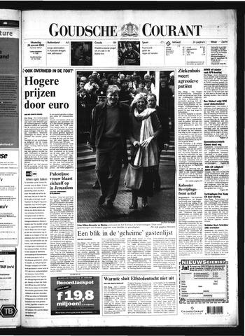 Goudsche Courant 2002-01-28