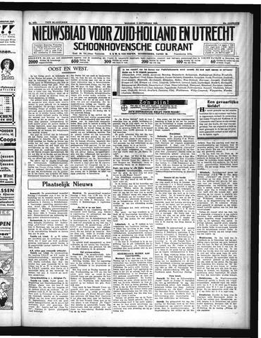 Schoonhovensche Courant 1935-09-02