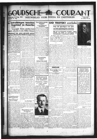 Goudsche Courant 1940-08-22