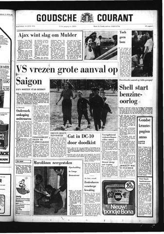 Goudsche Courant 1972-06-14