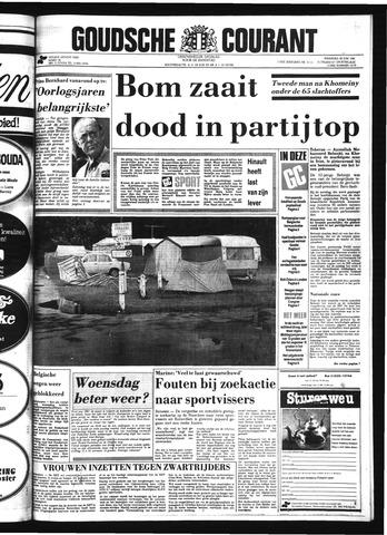 Goudsche Courant 1981-06-29