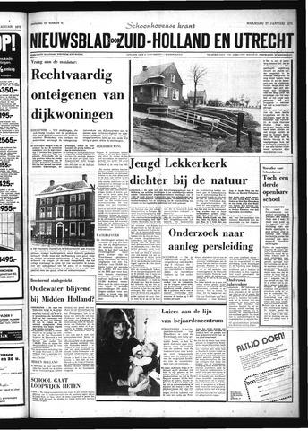 Schoonhovensche Courant 1975-01-27